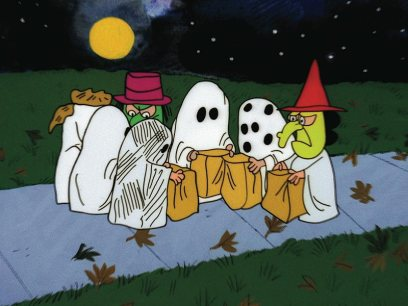 the-great-pumpkin-charlie-brown-is-back-halloween-it-s-the-great-yxlkb5-clipart
