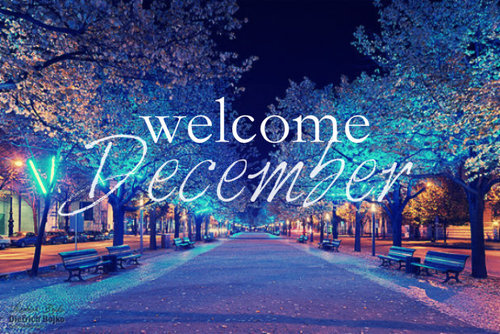 Welcome Desember 58