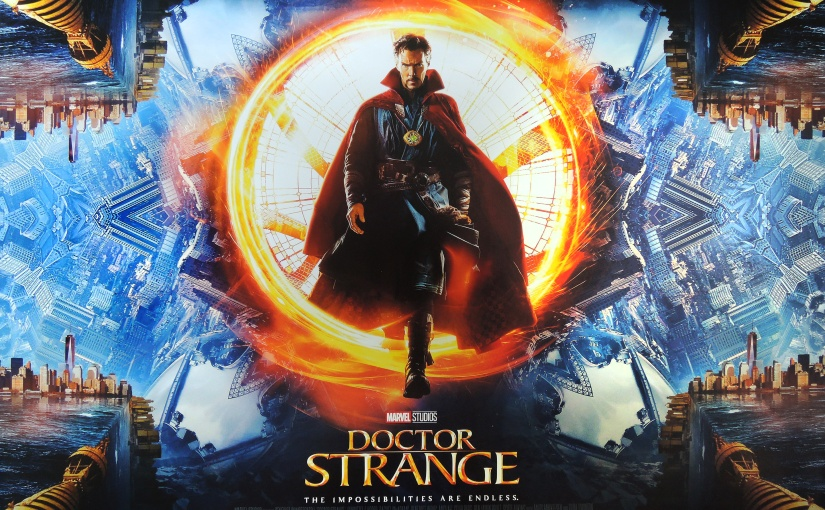 Morning @ The Movies – Doctor Strange