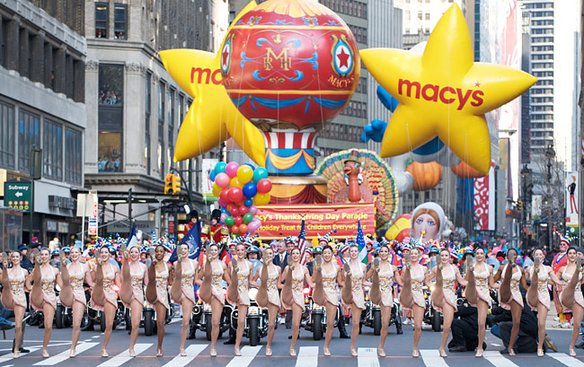The Macy's Thanksgiving Day Parade, An American Tradition#MacysParade