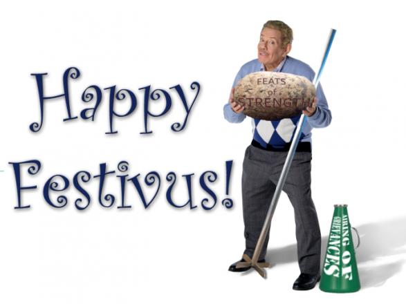 Happy Festivus, To The Rest OfUs