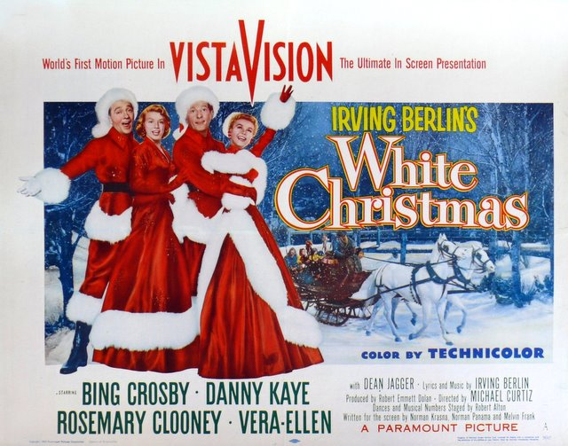 White Christmas – A Holiday Classic