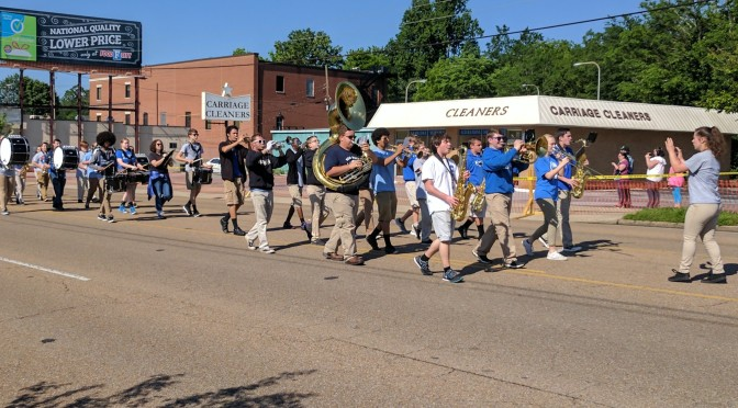 Fun At The 40th Annual Red Bank Jubilee – Slideshow – #chattanooga