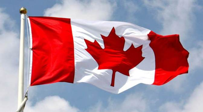 Happy Canada Day! #truenorth #wethenorth #canadaday
