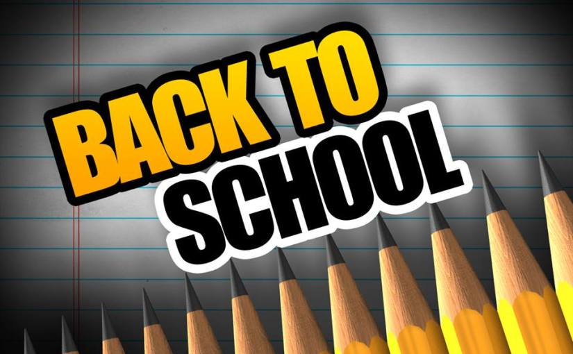 Back To SchoolTime