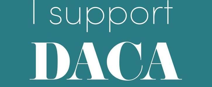 Dreamers In America#DACA