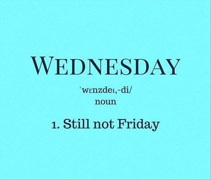 Happy Wednesday! - The Tony Burgess Blog