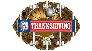#Thanksgiving and Football – Today's #NFL Games