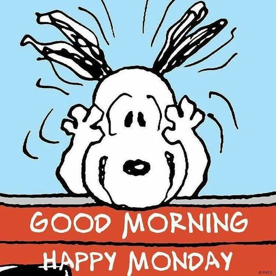 It's Monday Again, Let's Do This! - The Tony Burgess Blog