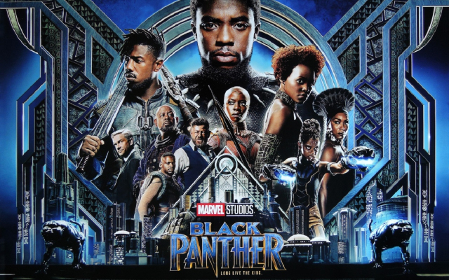 black-panther-quad-poster