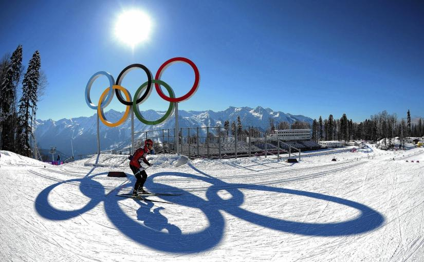 The Winter Olympics, Pure Athleticism #WinterOlympics2018