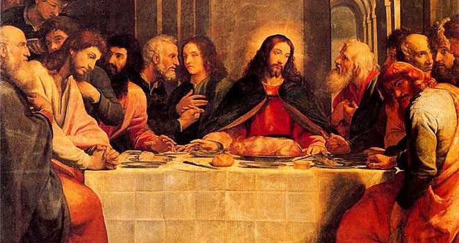Today Is Maundy Thursday