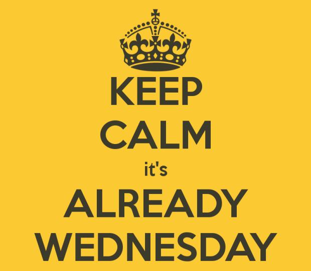 Keep-Calm-Its-Already-Wednesday