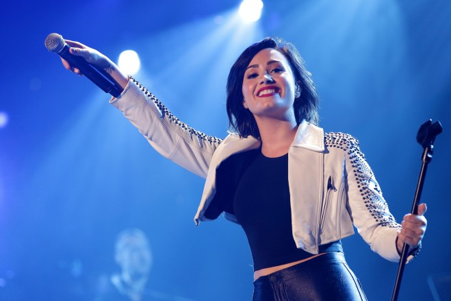 93.3 FLZ's Jingle Ball 2014  - Show
