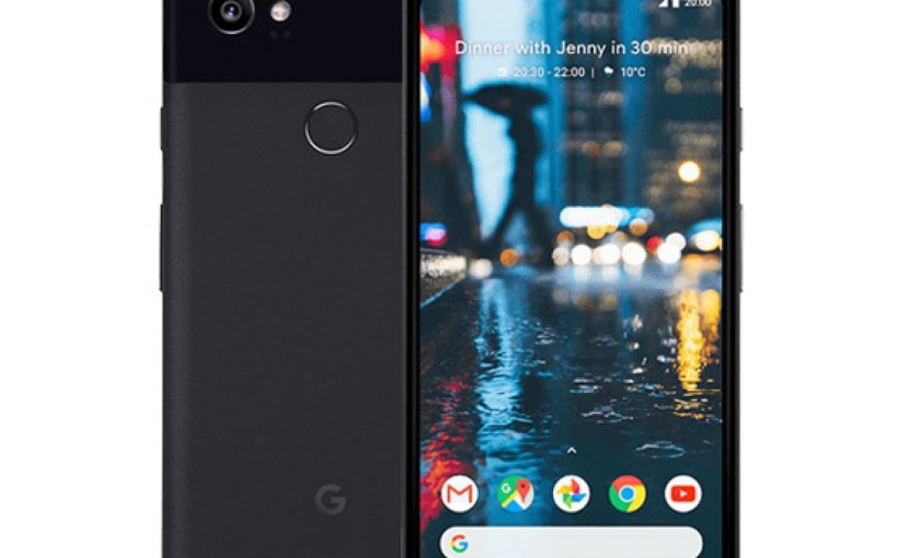 First-World Problem – Factory Reset of My Google Pixel