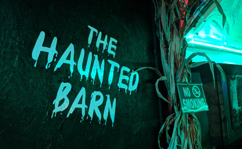 The Haunted Barn, A Scary Place In Ooltewah/Collegedale Tennessee