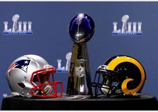 Patriots vs. Rams