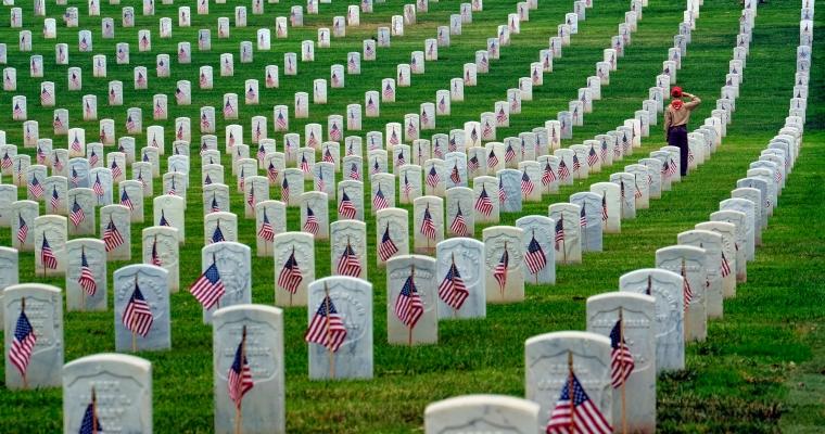 APTOPIX Memorial Day California