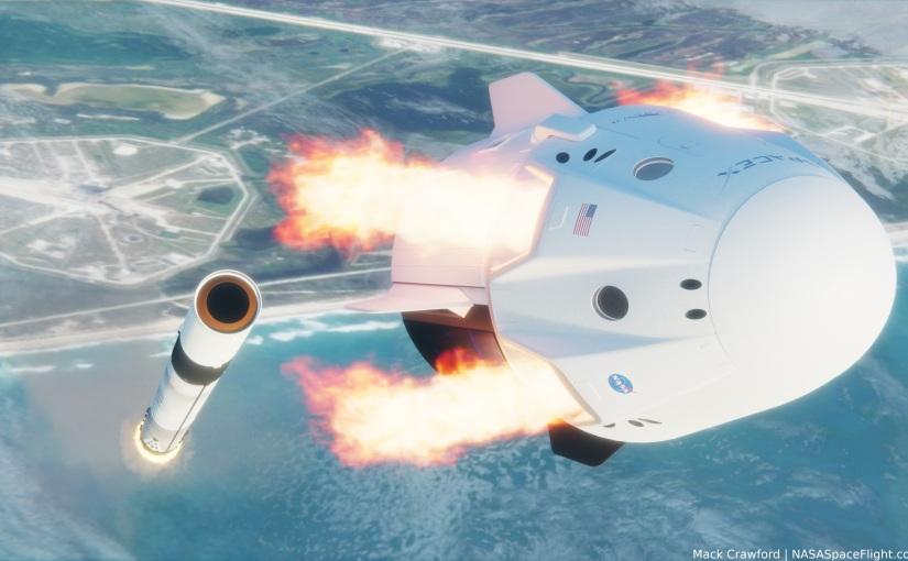 NASA/Space X Launch Day In America #LaunchAmerica #NASA#SpaceX