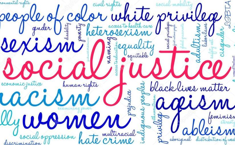 The Thing About My Blog And Social Justice