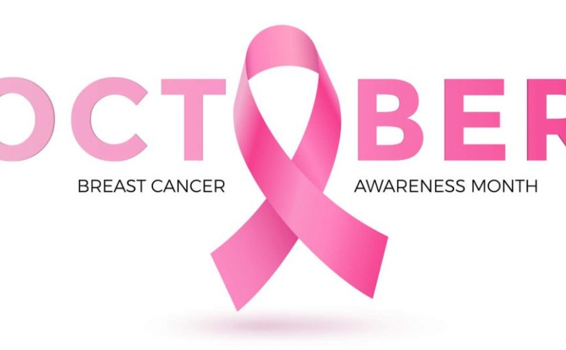 October Is Breast Cancer Awareness Month #breastcancer