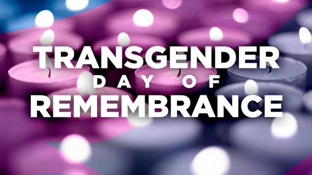 Transgender Day Of Remembrance #TDOR #Transgender