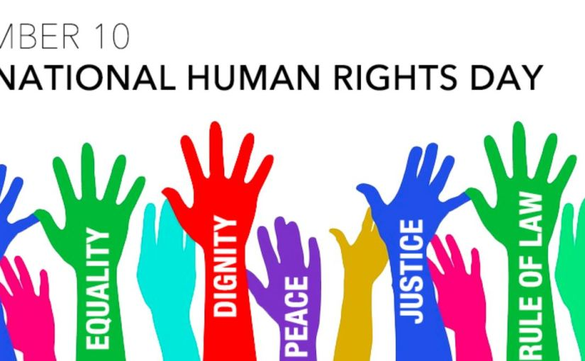 Human Rights Day #HumanRightsDay