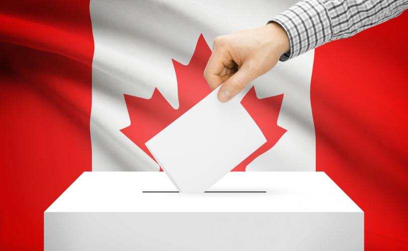 Canada Votes, September 20, 2021#elxn44
